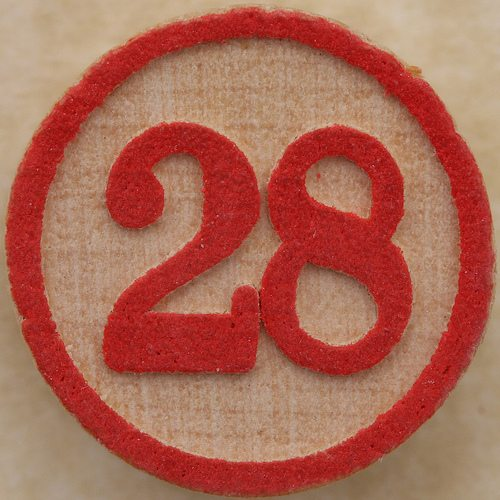 Numerology Number 28