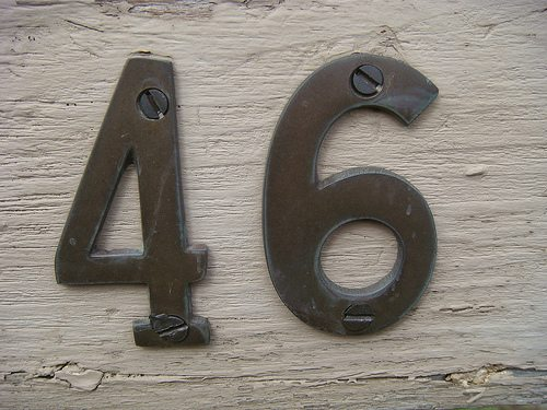 Fantastic Chaldean Numerology Number 46 The Crown Head Astronlogia Interior Design Ideas Gentotryabchikinfo