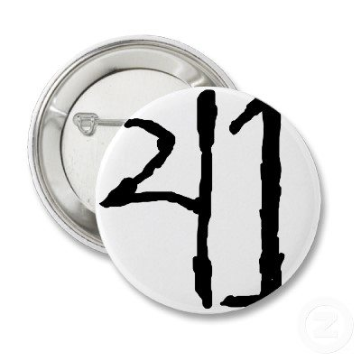 numerology number 41