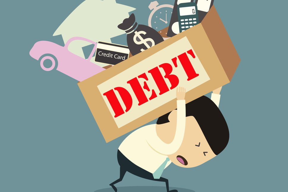 How to clear debts fast and easy