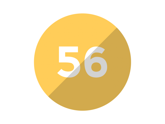 Numerology Number 56