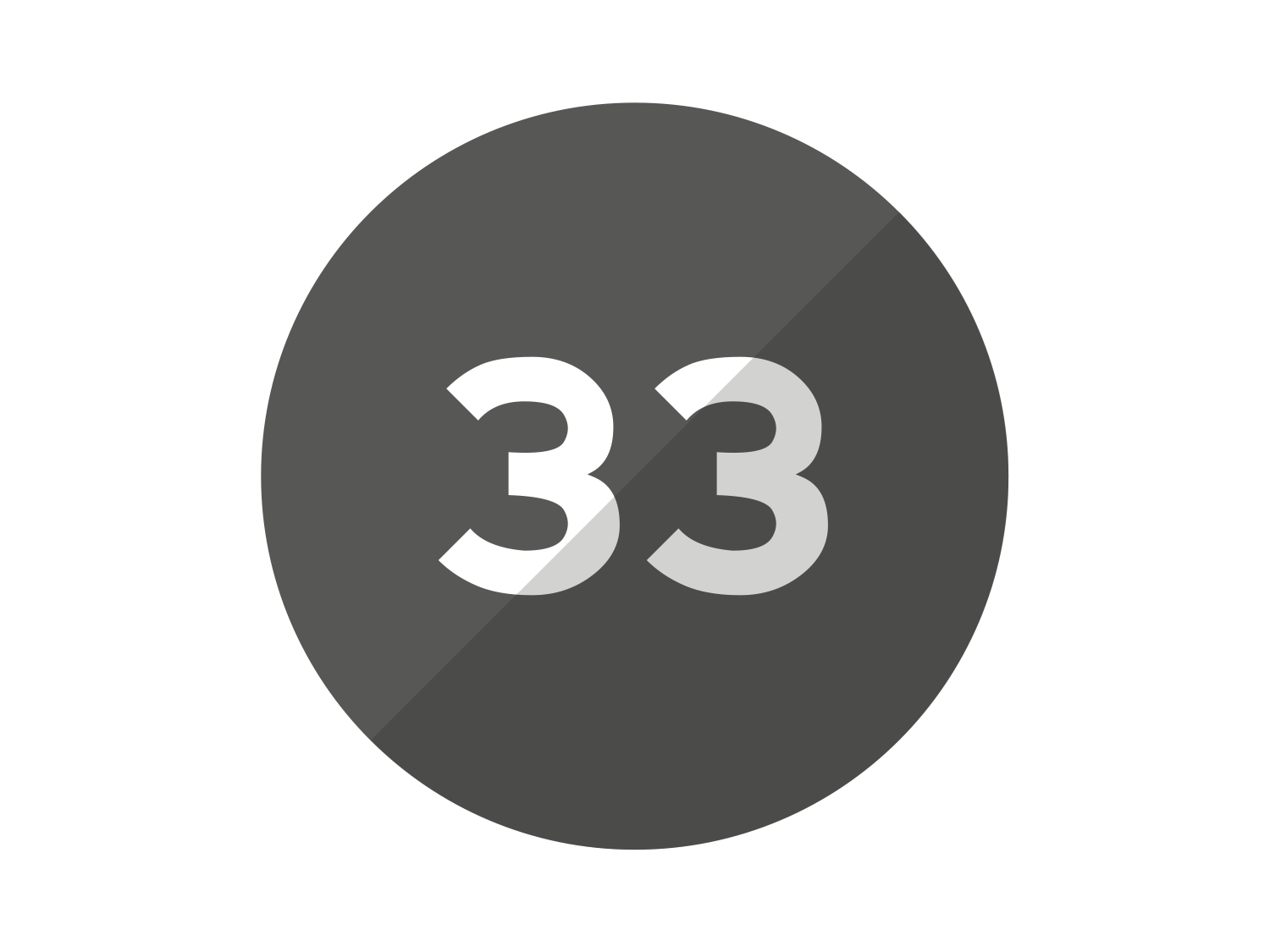 Number 33 in Numerology