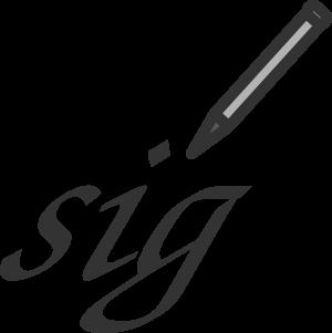 Signature in Numerology