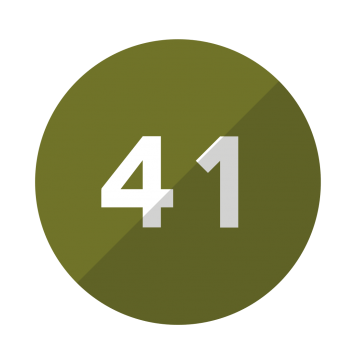 Numerology Name Number 41