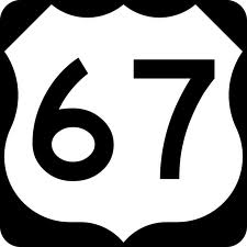 numerology number 58 and 67