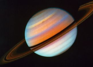 Saturn ruled by number 8