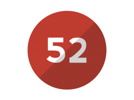 Number 52 in Numerology