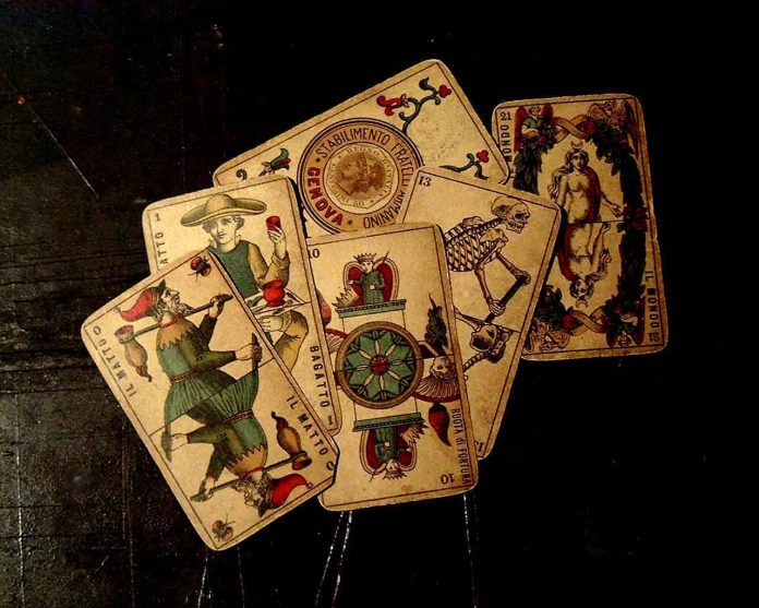 Reverse Tarot Card Meaning