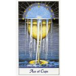 Minor Arcana - Ace of Cups