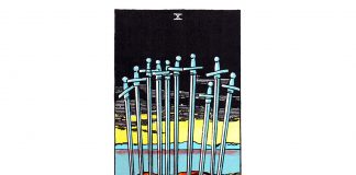 Minor Arcana - Swords
