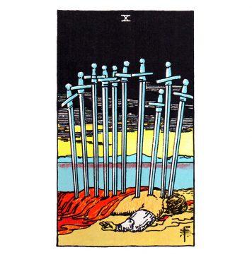Minor Arcana - Swords