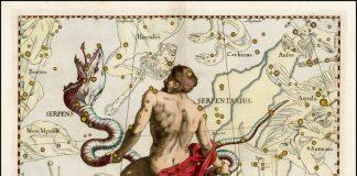 Ophiuchus the Serpent Bearer
