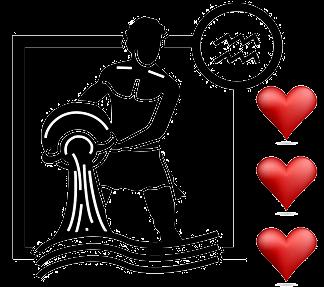 Aquarius Love Horoscope Reading - Dating an Aquarius - Astronlogia
