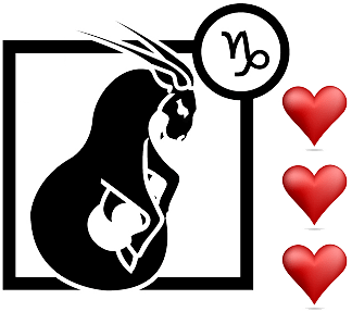 Capricorn Love Horoscope