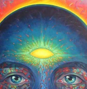 Clairvoyance the Third Eye