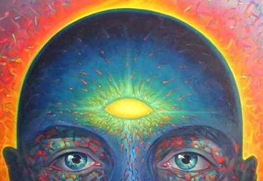 Clairvoyance the Third Eye