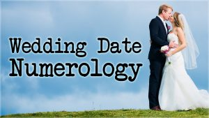 Marriage and Numerology