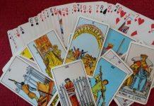 future reading Cartomancy cards