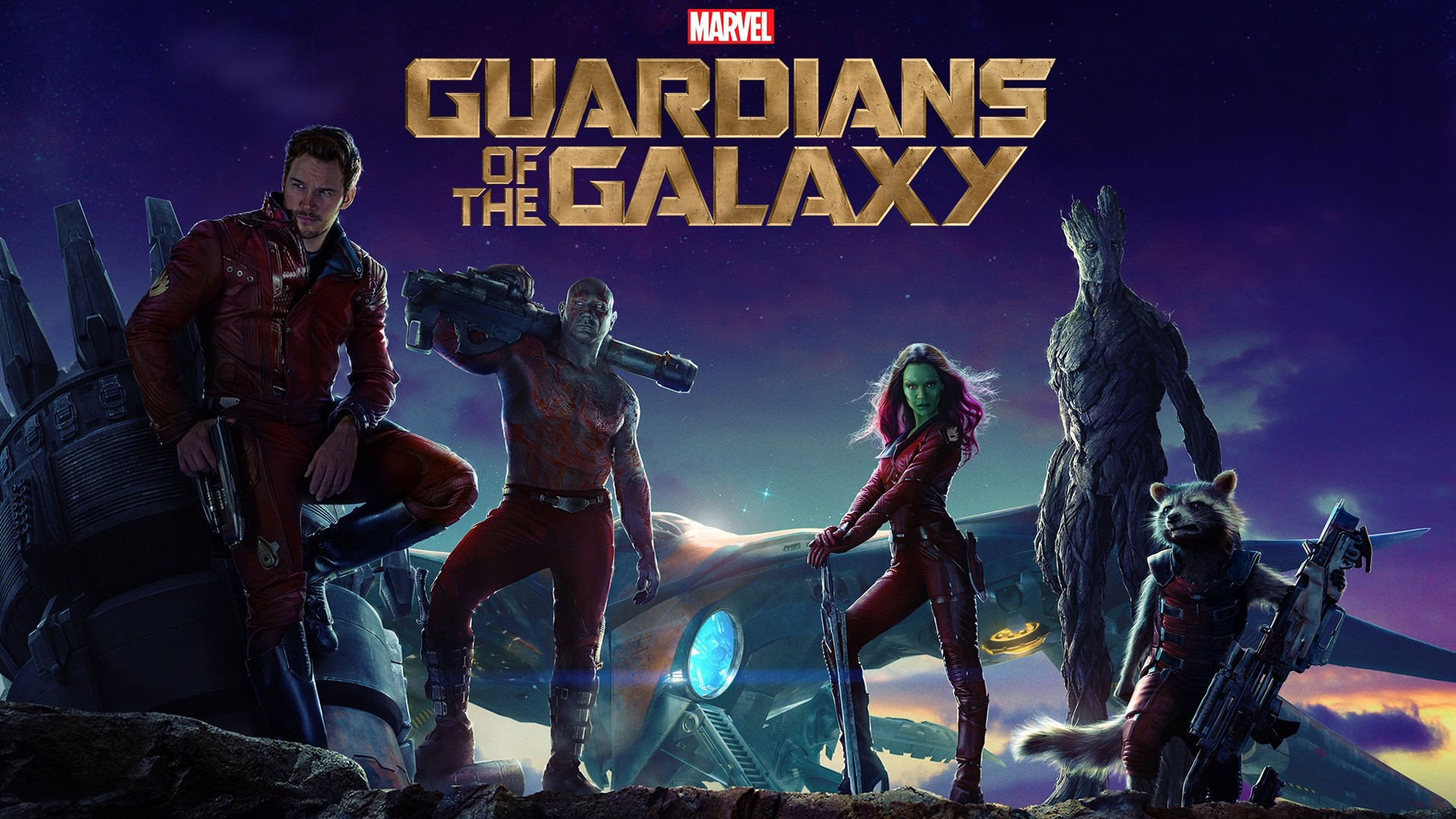 Astrology Signs of Guardians of the Galaxy Characters - Astronlogia