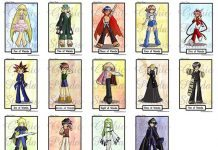 minor arcana reversed: the wands