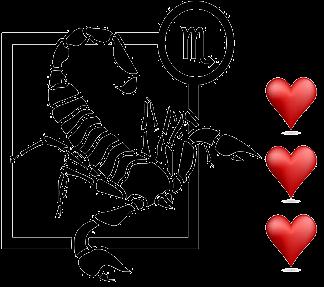 Scorpio the Scorpion Love Horoscope