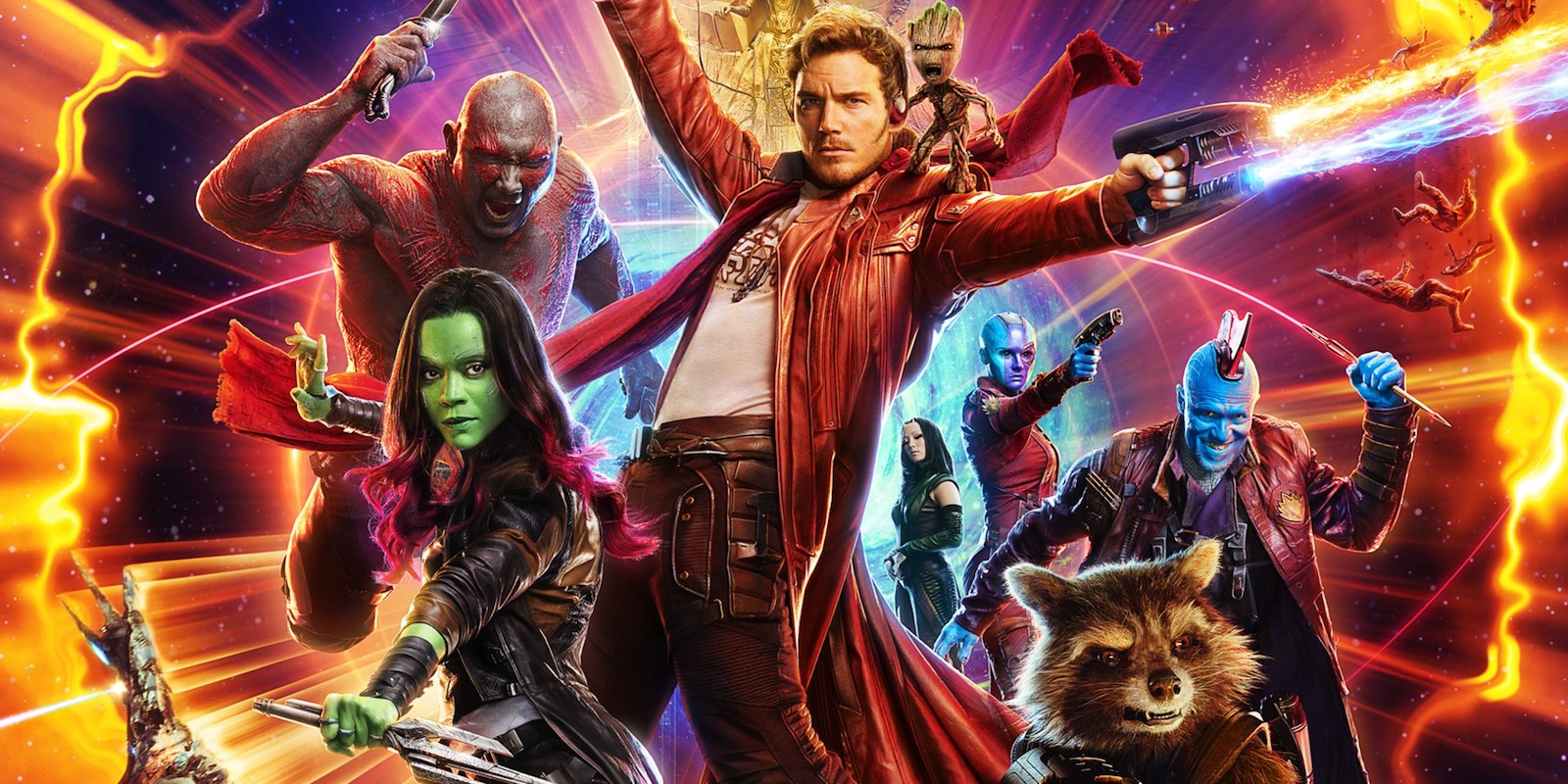 name numerology for the guardians of the galaxy characters