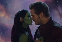 Star-Lord & Gamora Love Compatibility