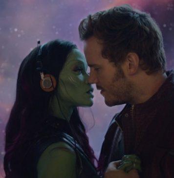 Star-Lord & Gamora Love Compatibility
