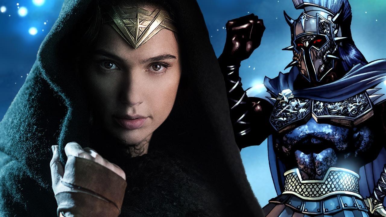 Ares Mythology to Wonder Woman