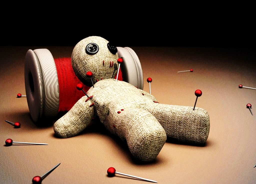 Voodoo Dolls - Pinpointing the History of African Tradition