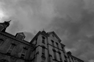 Haunting at the Traverse City State Hospital