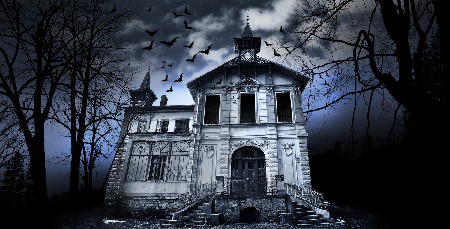 Is My House Haunted