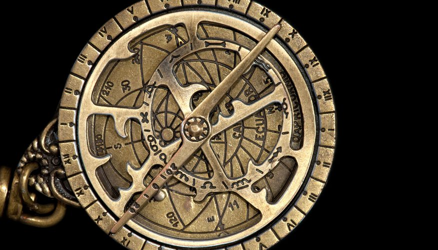 Calculate Your Planetary Position With An Astrolabe Astronlogia