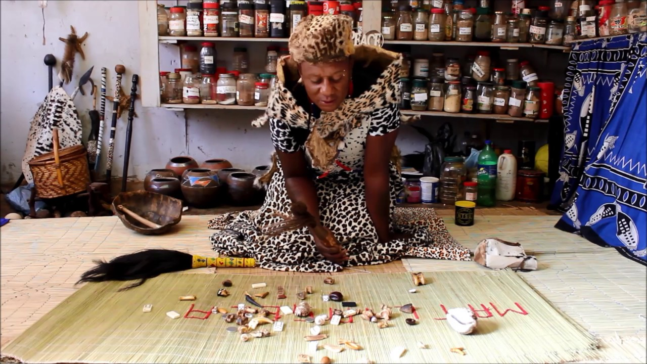 Sangomas - Healers & Medical Practitioners of Africa