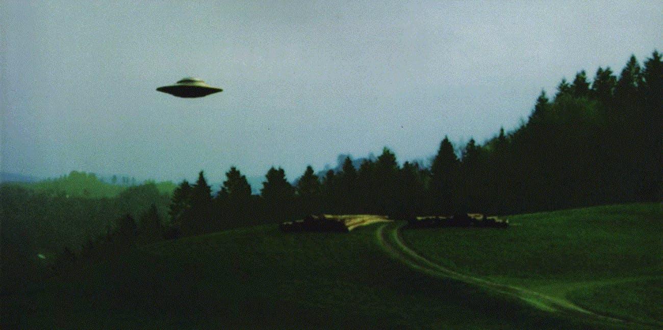 Unexplained UFO Sightings