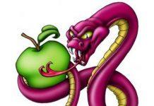 is astrology a sin snake apple