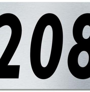208 angel number