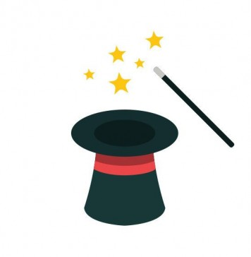 Abracadabra magic hat