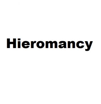 hieromancy