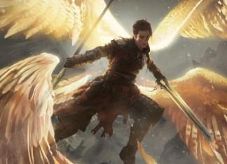 Archangel Azrael
