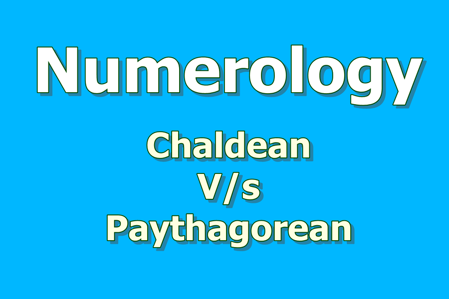 Chaldean System of Numerology: 6 Differences